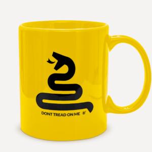 taza_dont_tread_on_me_amarillo