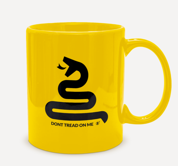 taza_dont_tread_on_me_amarillo